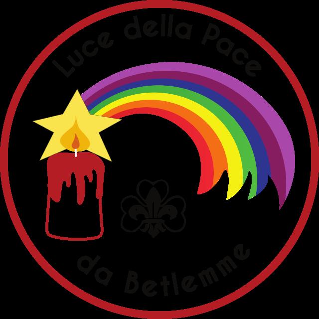 Logo Comitato Luce della Pace da Betlemme