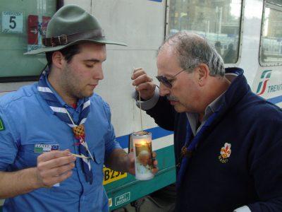 Firenze Rifredi 2011: Partenza equipaggi Toscana